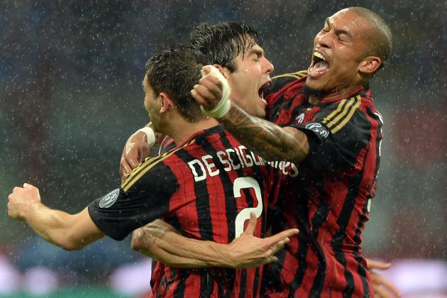 Kaka's Rejuvenation Brings Hope but Can't Stop the Rot at AC Milan