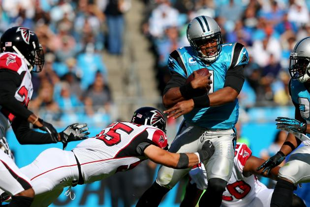 Carolina Panthers Beat Atlanta Falcons, First Place in NFC South Within Reach