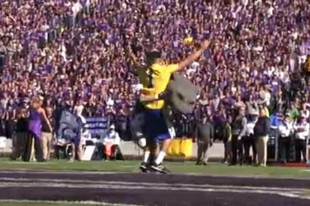 Kansas State Student Suffers Seizure After Getting Tackled During Pregame Ritual