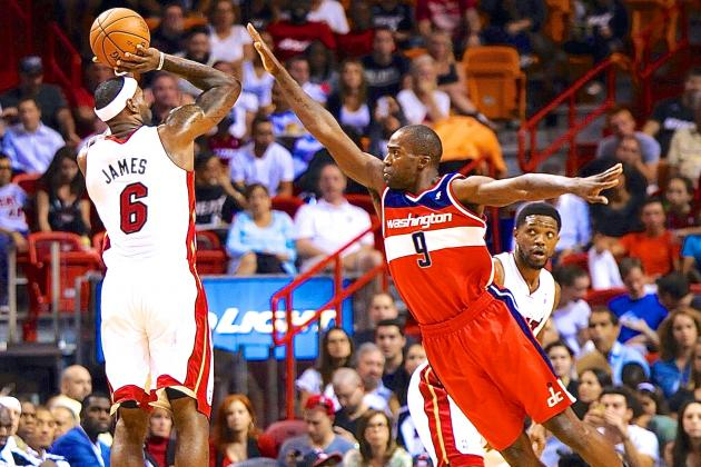 Washington Wizards vs. Miami Heat: Live Score and Analysis