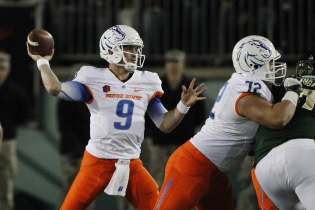 Boise State Football: Best- and Worst-Case Scenarios for Broncos' Final 3 Games
