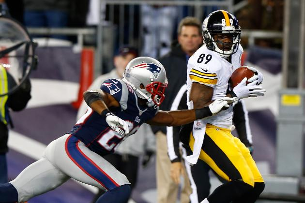 Jerricho Cotchery's Updated Fantasy Value After Week 9