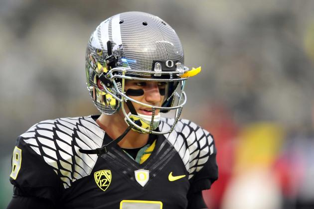 2014 NFL Draft: Marcus Mariota Jumps into Top 10 on November Big Board