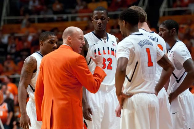 Illinois Basketball: Illini Win Without Tracy Abrams, Prepare for Season Opener