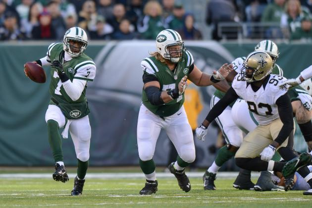 Saints vs. Jets: Geno Smith and Company Prove They're Masters of Inconsistency