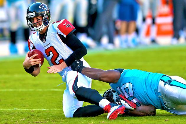 Matt Ryan Is Not Living Up to His Massive Contract for the Atlanta Falcons