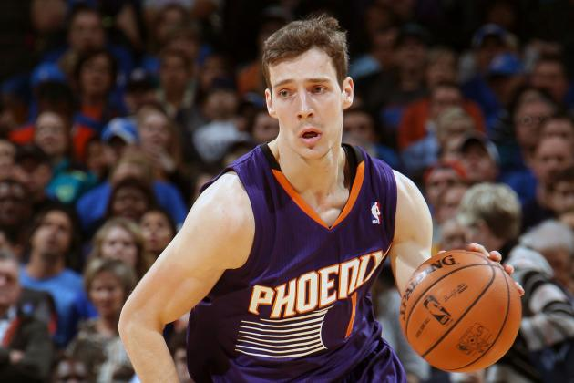 Dragic Leaves Game with Left Ankle Sprain