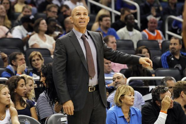 Nets Routed by Magic in Kidd Coaching Debut