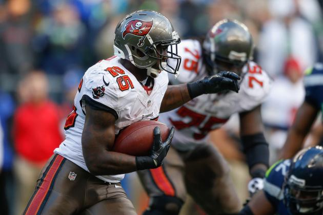 Mike James Proves He Has the Talent to Enjoy Promising Future with Buccaneers