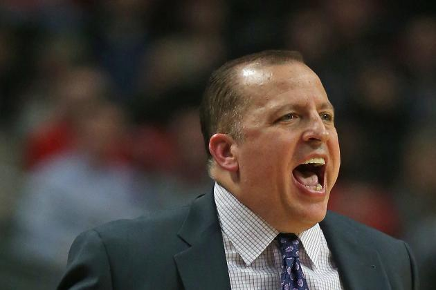 Thibodeau No Longer Controls Player Minutes?