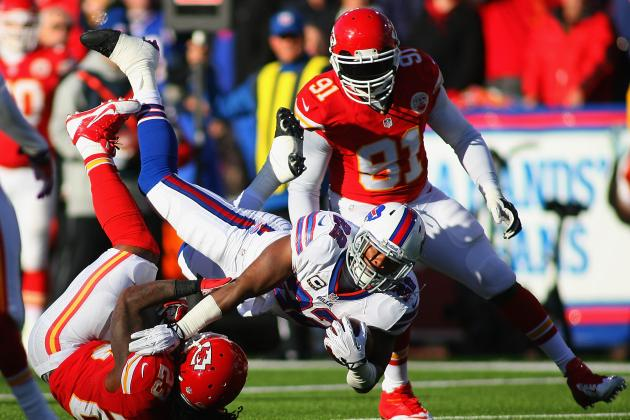 Big Defensive Plays Save the Day for 9-0 Kansas City