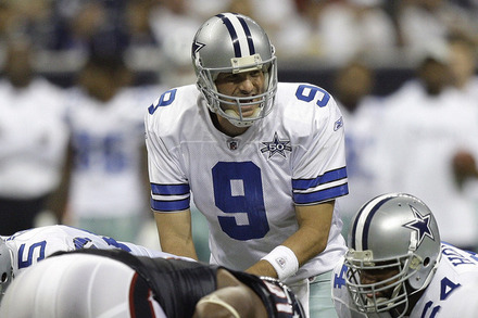Tony Romo: Week 10 Fantasy Outlook