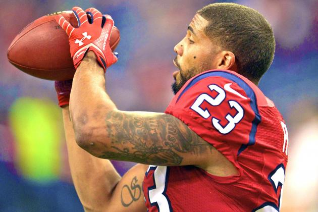 Arian Foster Injury: Updates on Houston Texans Star's Back, Likely Return Date