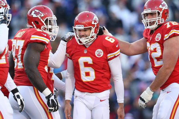 Chiefs' Offensive Line Holds Against Bills