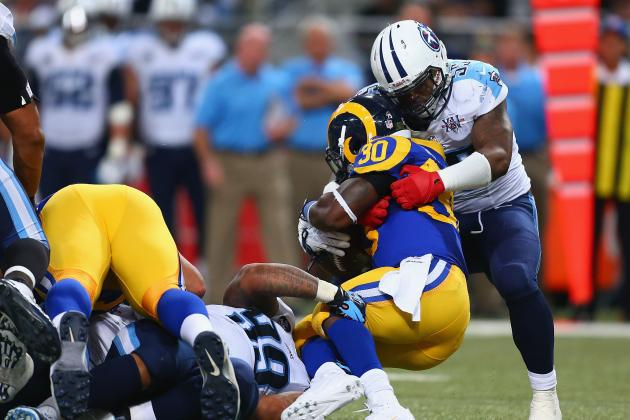 Rams Cough Up Another One at Home, Lose to Titans