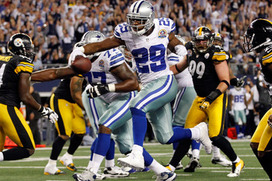 DeMarco Murray: Week 10 Fantasy Outlook