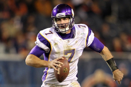 Christian Ponder: Week 10 Fantasy Outlook