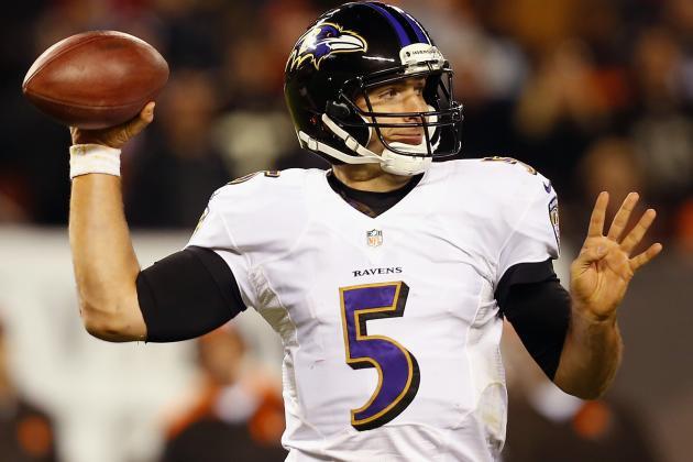 Rapid Reaction: Baltimore Ravens