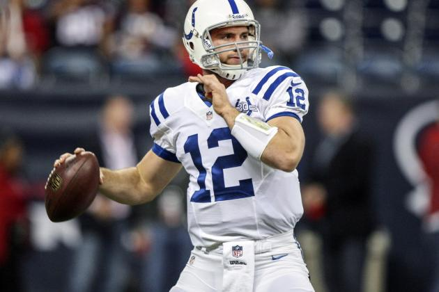 Colts vs. Texans: Live Grades and Analysis for Indianapolis