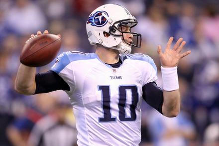 Jake Locker: Recapping Locker's Week 10 Fantasy Performance