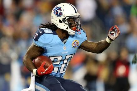 Chris Johnson: Week 12 Fantasy Outlook