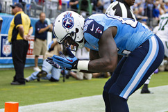 Delanie Walker: Recapping Walker's Week 10 Fantasy Performance