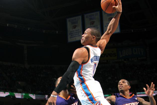 Westbrook Shines in Return as Thunder Beat Suns
