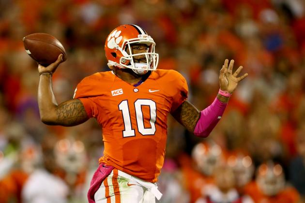 What Improvements Must Clemson Make Before Rivalry Showdown with South Carolina?
