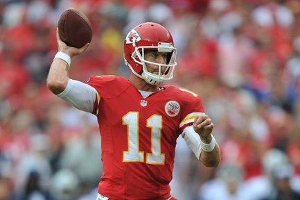 Alex Smith: Recapping Smith's Week 9 Fantasy Performance