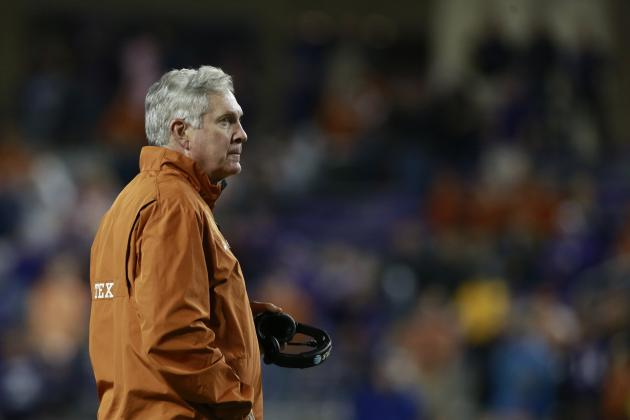 Texas Football: Longhorns' 5 Most Likely Bowl Opponents
