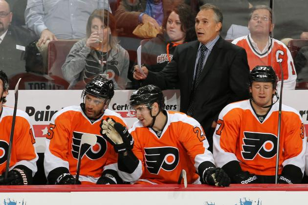 Analyzing Craig Berube's Performance with Philadelphia Flyers in 2013-14