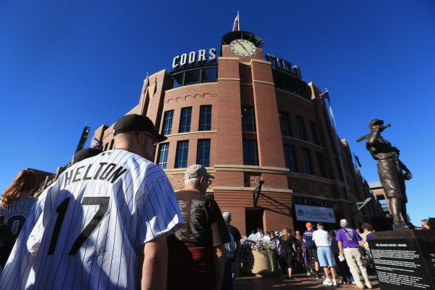 Colorado Rockies: A Definite Blueprint for a Successful Offseason