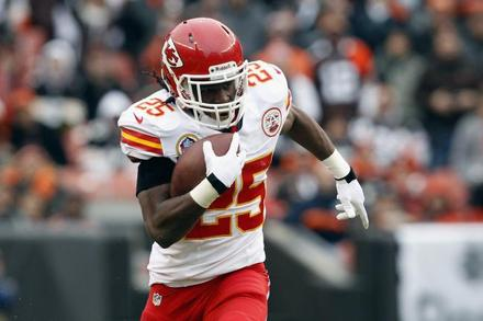 Jamaal Charles: Week 10 Fantasy Outlook