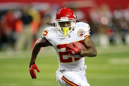 Dexter McCluster: Recapping McCluster's Week 9 Fantasy Performance