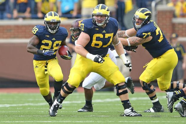 Michigan Football: Offensive Line, Pass Rush Still Biggest Issues for Wolverines