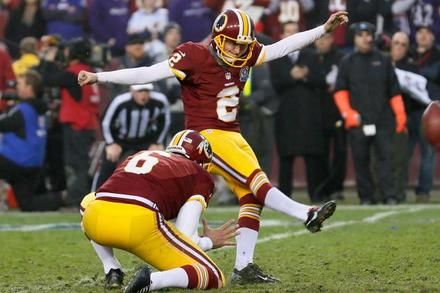 Kai Forbath: Week 15 Fantasy Outlook