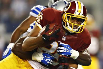 Jordan Reed: Week 10 Fantasy Outlook