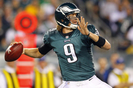 Nick Foles: Week 12 Fantasy Outlook