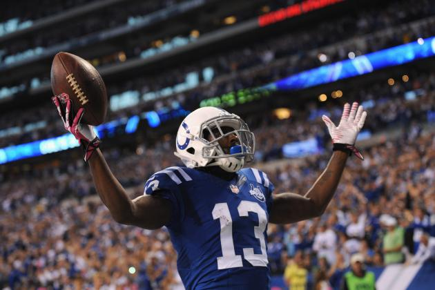 T.Y. Hilton's Fantasy Trade Value, Updated Outlook After Week 9