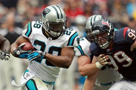Jonathan Stewart: Recapping Stewart's Week 10 Fantasy Performance