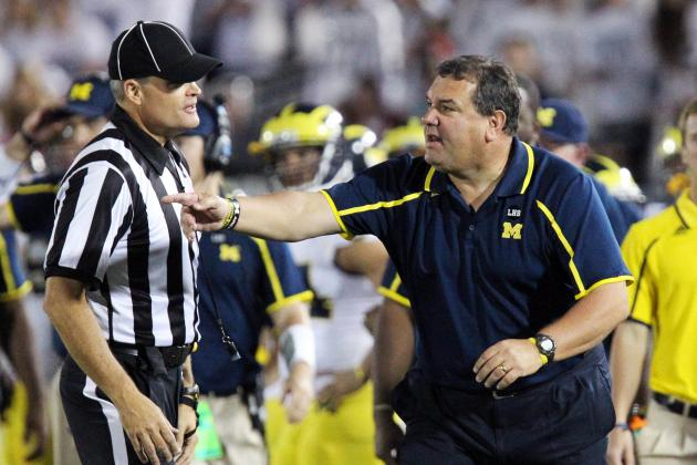 Michigan Reeling After Defeat to Rival Michigan State