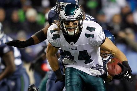 Riley Cooper: Recapping Cooper's Week 9 Fantasy Performance