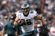 Zach Ertz: Week 10 Fantasy Outlook