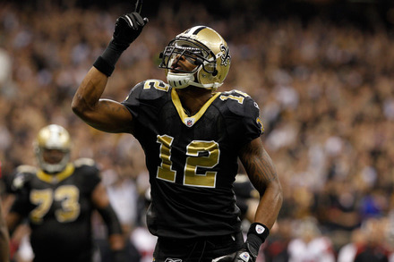 Marques Colston: Recapping Colston's Week 10 Fantasy Performance