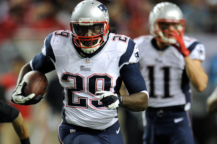 LeGarrette Blount: Recapping Blount's Week 9 Fantasy Performance