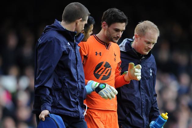 Andre Villas-Boas Slammed for Playing Concussed Hugo Lloris in Tottenham Draw