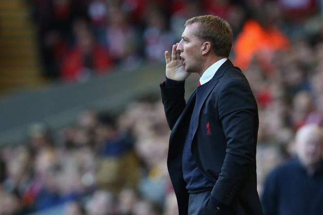 Is Brendan Rodgers Right in Saying Liverpool Are 'Playing Catch-Up' to Arsenal?