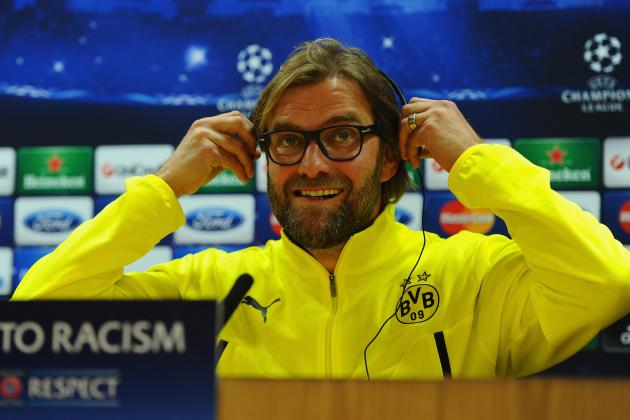 Jurgen Klopp Gives Fascinating View on Arsene Wenger Before Dortmund vs. Arsenal