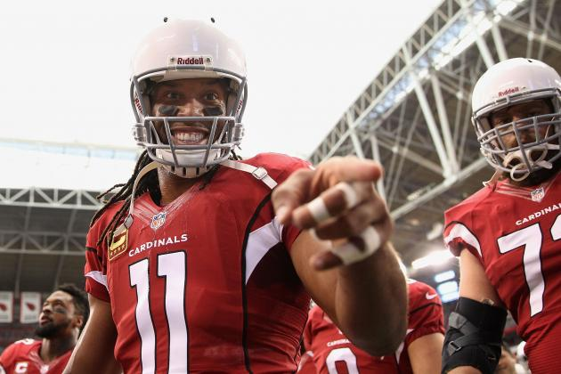 Trading Larry Fitzgerald Makes Sense in Long Run for the Arizona Cardinals