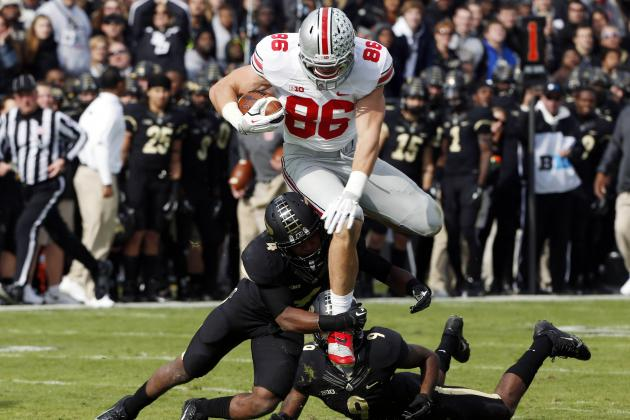 Big Ten Football Division Race Primer: How It All Breaks Down with 4 Weeks Left